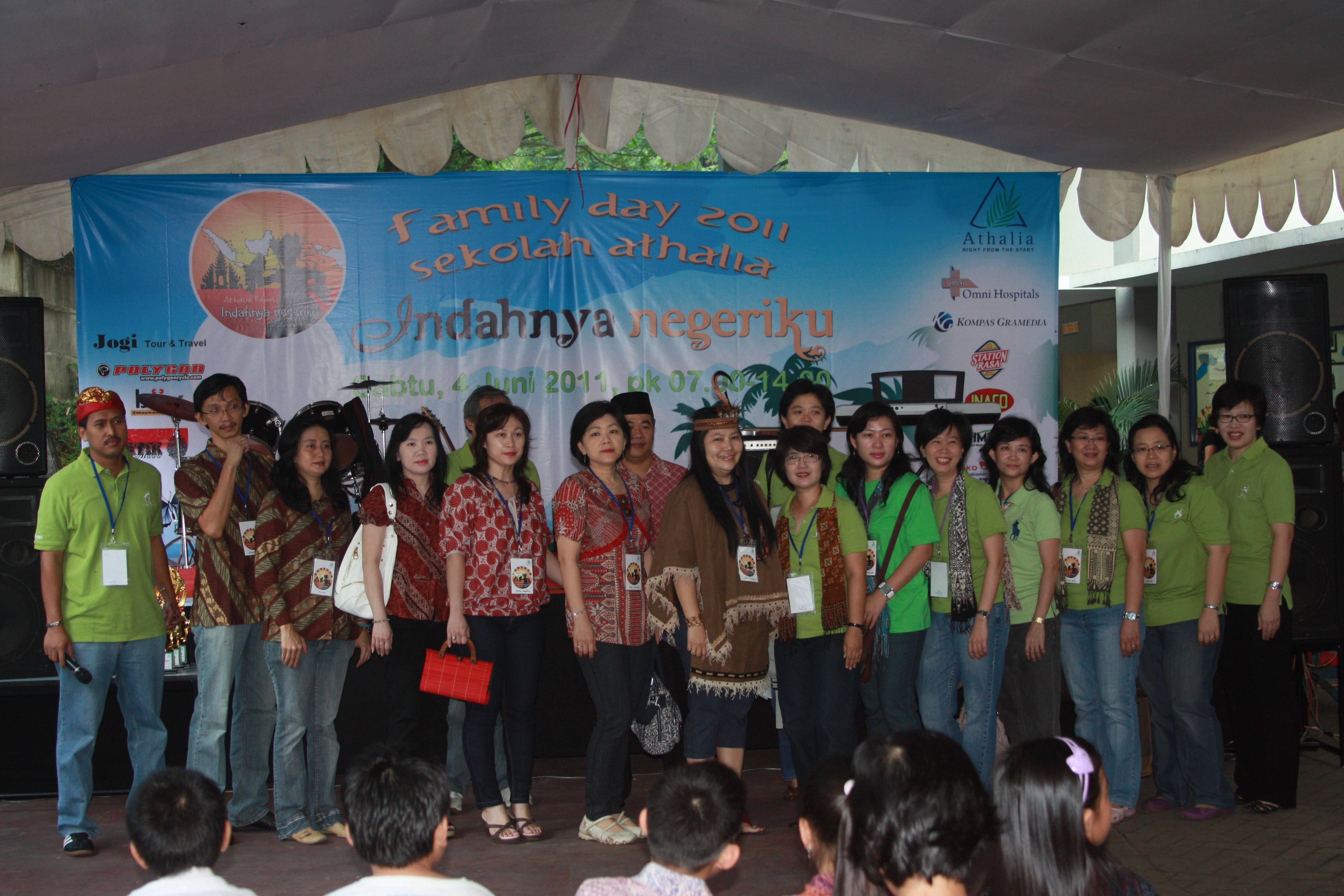 Family Day 2011